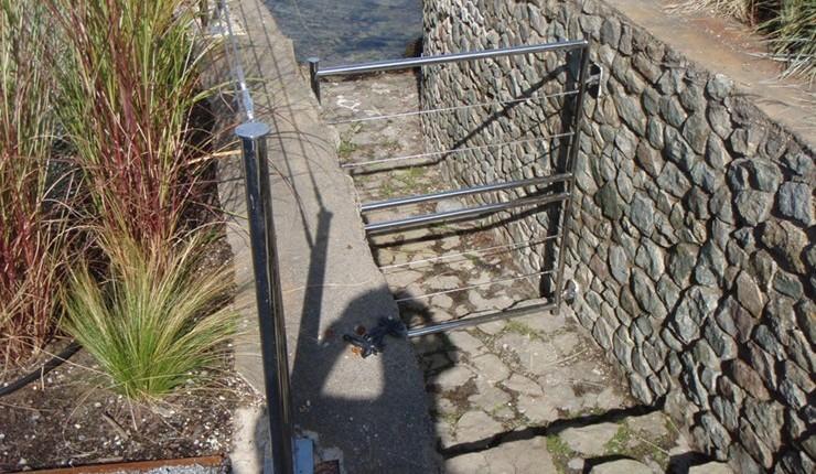 Architectural Rigging Gate