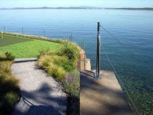 Nautical Fence
