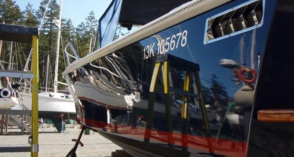 Marine Painting and Refinishing