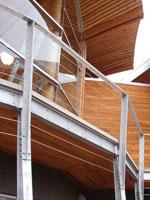 Architectural Rigging Deck