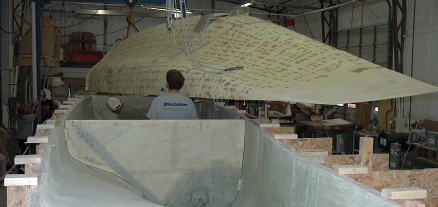 Custom Hull Fabrication