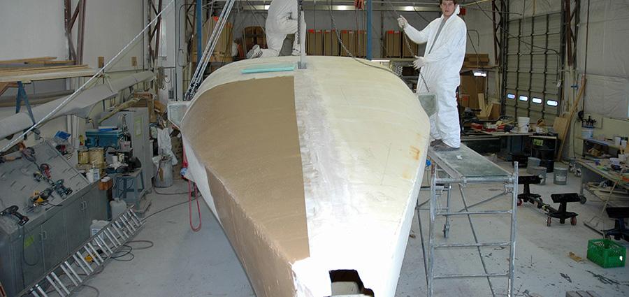 Custom Yacht Build