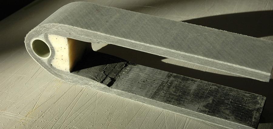 Custom Carbon Fibre Gudeon
